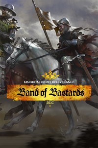 Carátula para el juego Kingdom Come: Deliverance - Band of Bastards de Xbox 360