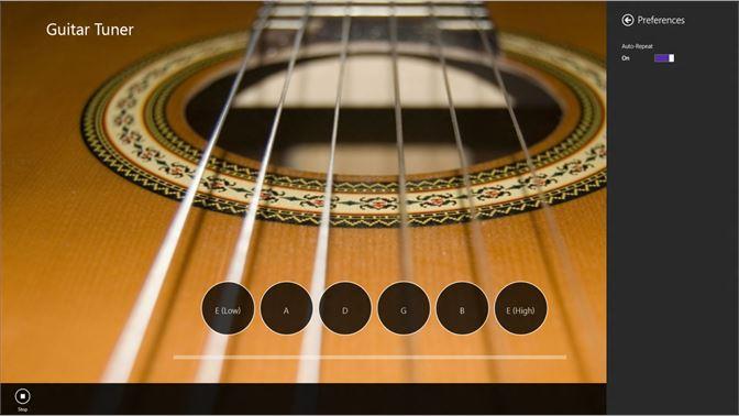 Get Guitar Tuner Microsoft Store