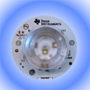 Control Program for TI BLE Lamp Development Kit