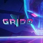 GRIDD: Retroenhanced Logo