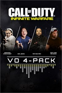 Call of Duty®: Infinite Warfare - голосовой набор 4-Pack