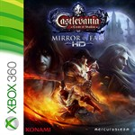Castlevania: Lords of Shadow - Mirror of Fate HD Logo
