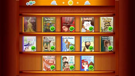 Bible Stories Collection Screenshots 2