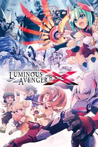Carátula del juego Gunvolt Chronicles: Luminous Avenger iX