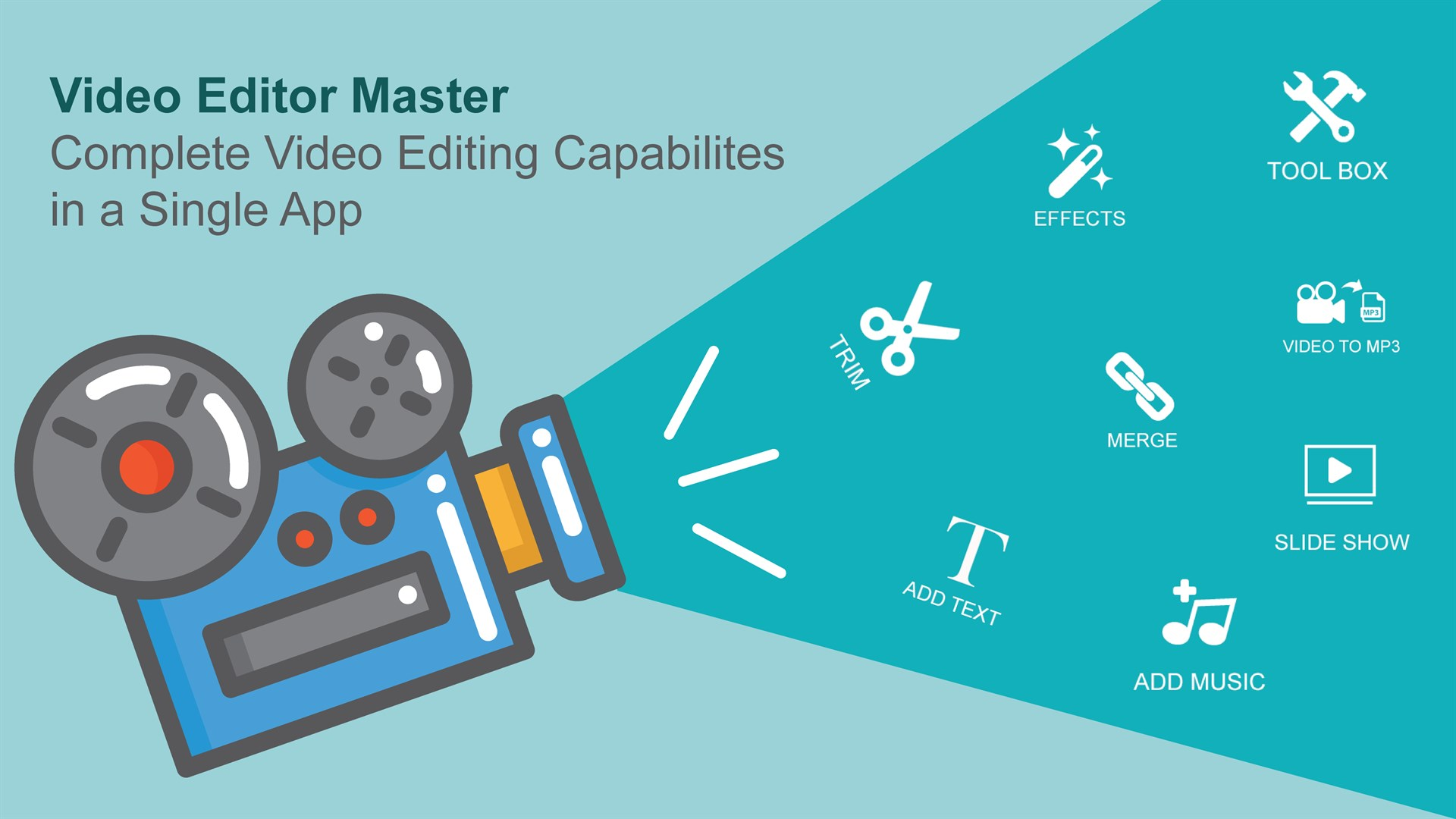 Get Video Editor Master - Microsoft Store