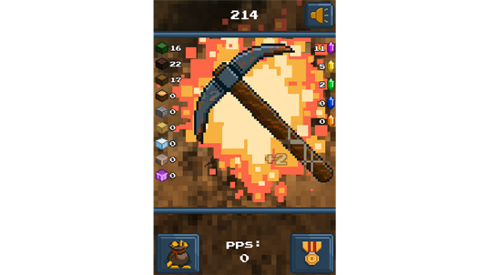 PickCrafter - Idle Craft Game screenshot 3