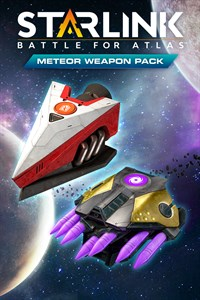 Meteor Weapon Pack