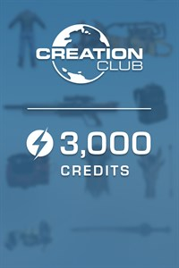 Skyrim Special Edition Creation Club: 3000 Credits