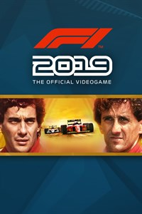 Carátula del juego F1 2019 'Legends Edition DLC Pack'
