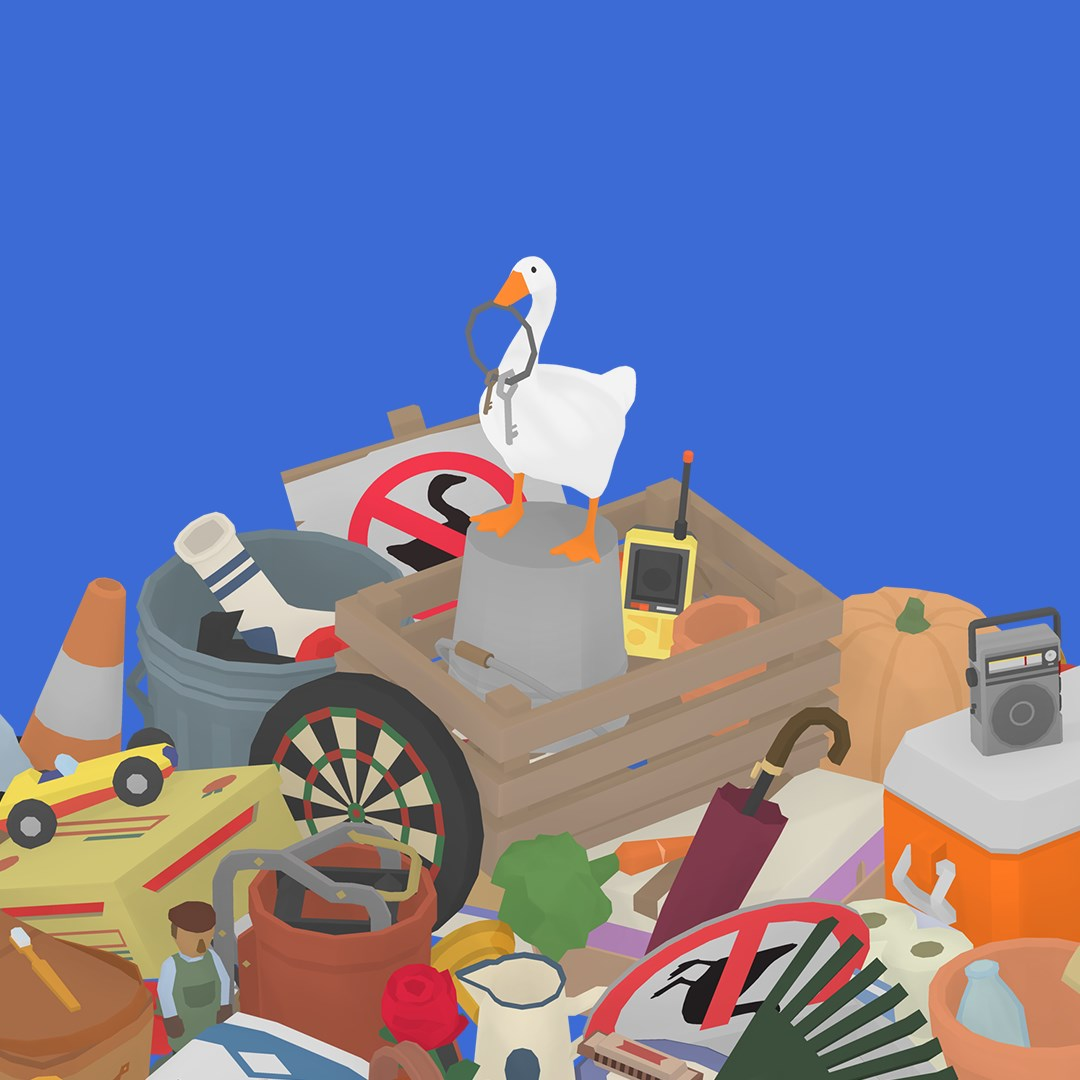 Скриншот №10 к Untitled Goose Game
