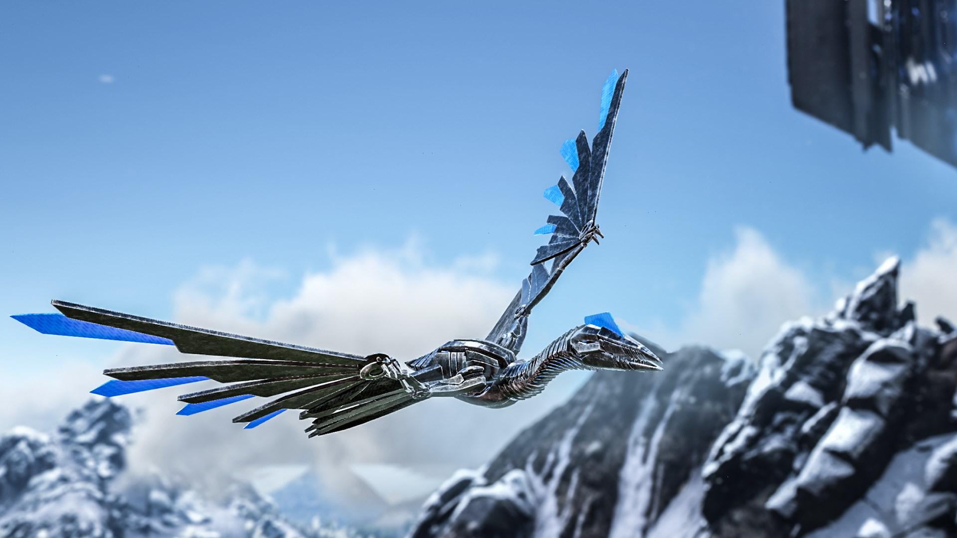 ARK: Survival Evolved Bionic Quetzal Skin