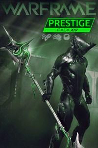 Carátula del juego Warframe: Prestige Pack XIV
