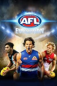 Carátula del juego AFL Evolution