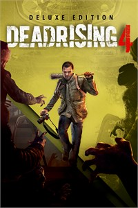 Carátula para el juego Dead Rising 4 Deluxe Edition de Xbox 360