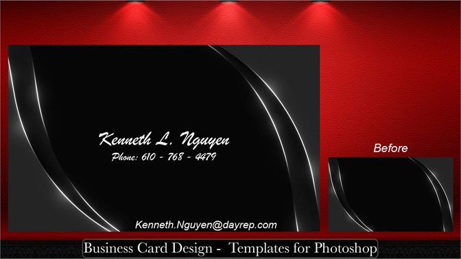 Buy business card design templates for photoshop microsoft store screenshot 1 screenshot 2 flashek Gallery