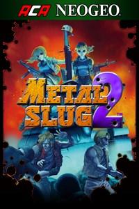 Carátula del juego ACA NEOGEO METAL SLUG 2 para Xbox One