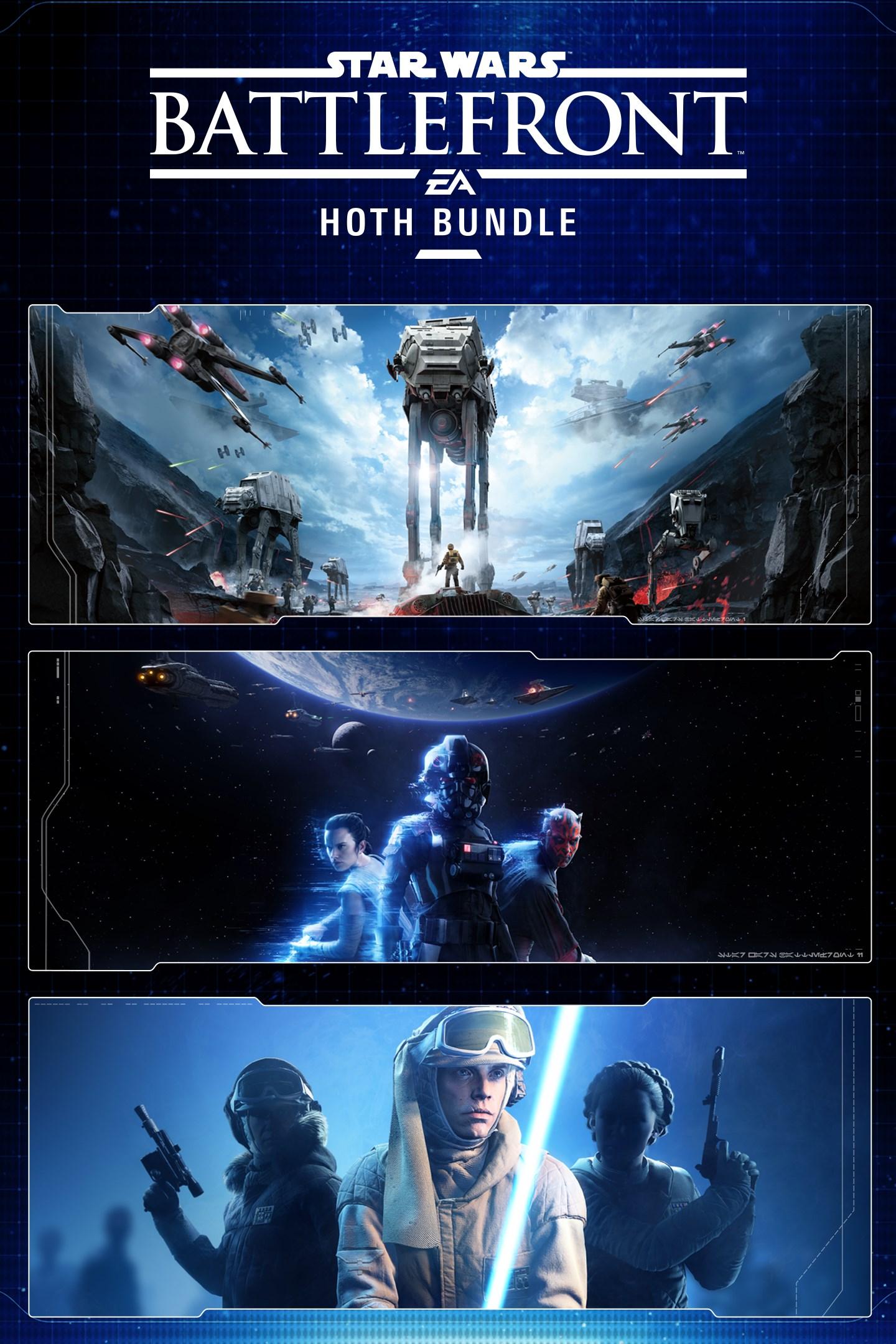 Buy STAR WARS™ Battlefront™: Hoth Bundle - Microsoft Store