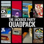 The Jackbox Party Quadpack Logo