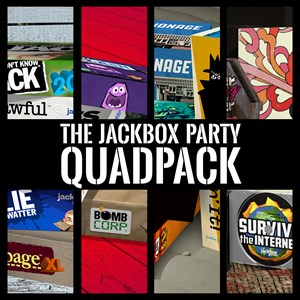 The Jackbox Party Quadpack Xbox One
