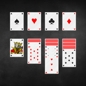 Ink Solitaire