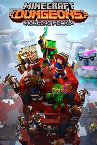 Minecraft Dungeons: Воющие вершины