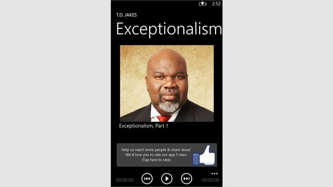 Get T  D  Jakes - Microsoft Store