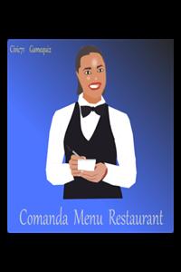 Comanda Menu Restaurant PWA