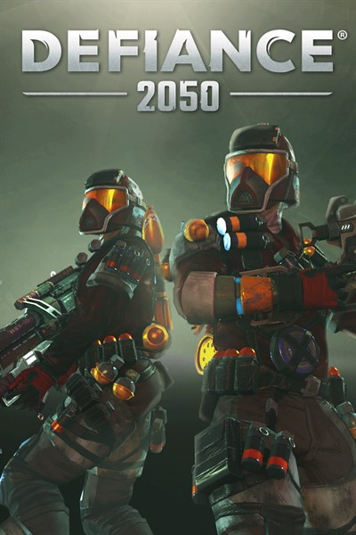 Defiance 2050: Demolitionist Founder's Pack