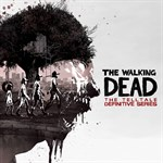 The Walking Dead: The Telltale Definitive Series Logo