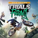 Trials® Rising - Digital Gold Edition Logo