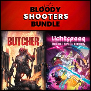 Bloody Shooters Bundle Xbox One