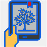 eBooks Reader for Kindle Books, MOBI, EPUB & More Logo