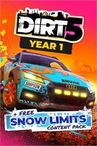 Carátula para el juego DIRT 5 - Year One Upgrade de Xbox 360