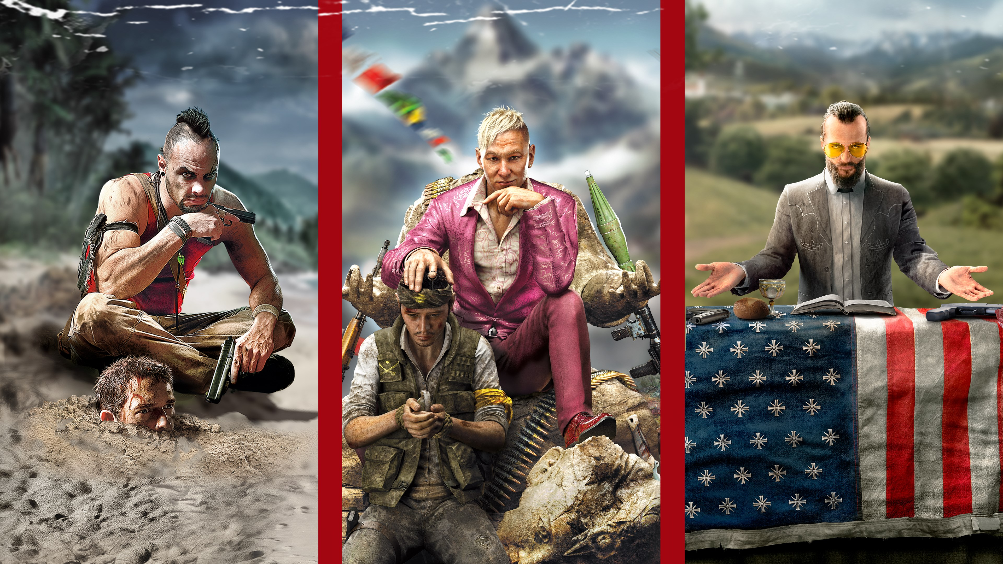 Buy Far Cry Insanity Bundle Microsoft Store