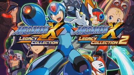 Buy Mega Man X Legacy Collection - Microsoft Store en-CA