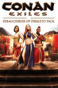 Debaucheries of Derketo Pack