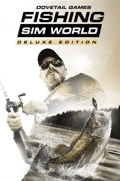 Fishing Sim World Deluxe Edition
