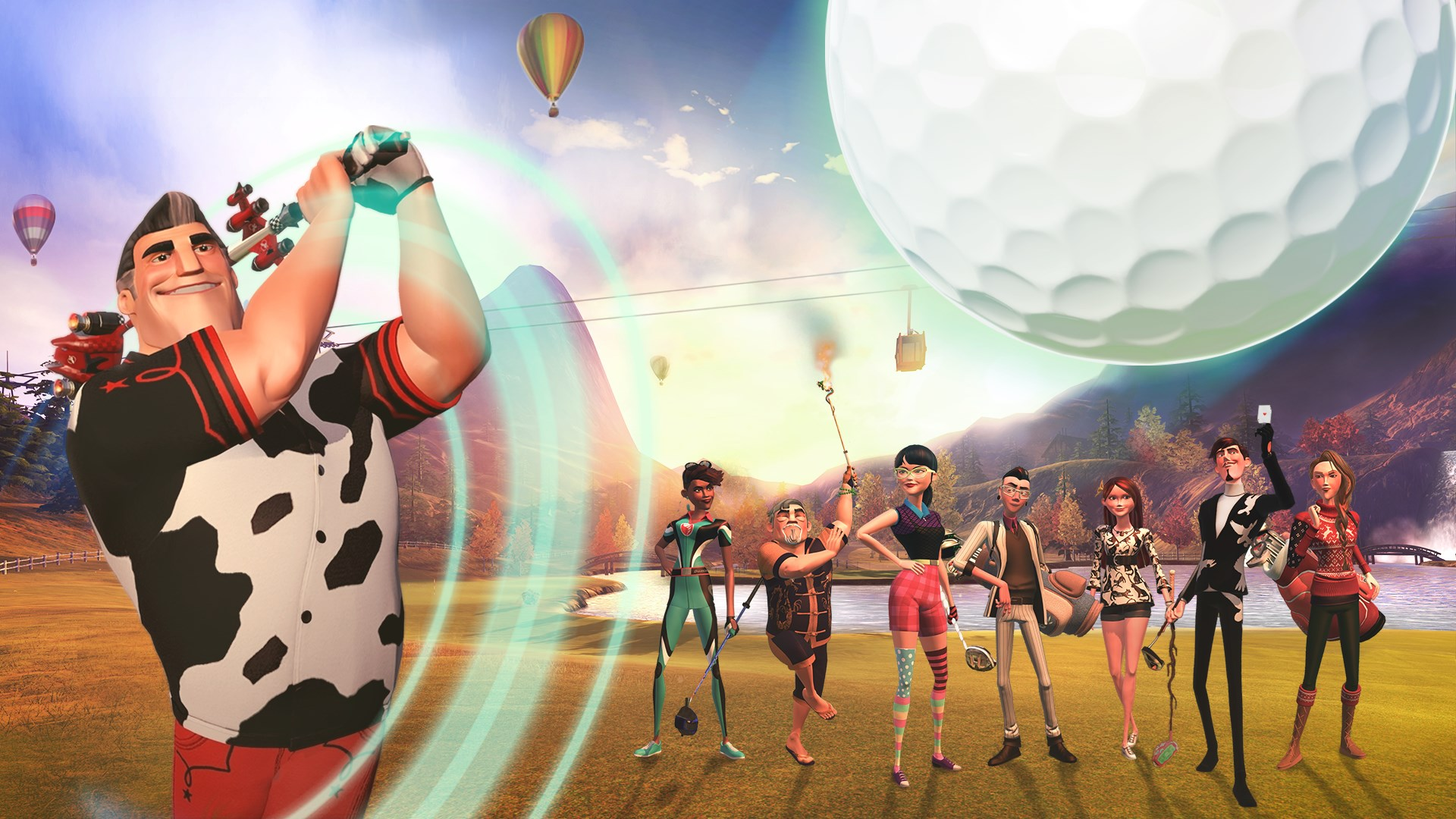Powerstar Golf - Full Game Unlock