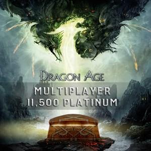 Mode multijoueur de Dragon Age™ - 11 500 platine Xbox One