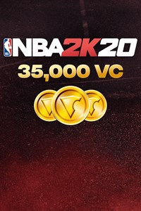Carátula del juego 35,000 VC (NBA 2K20)