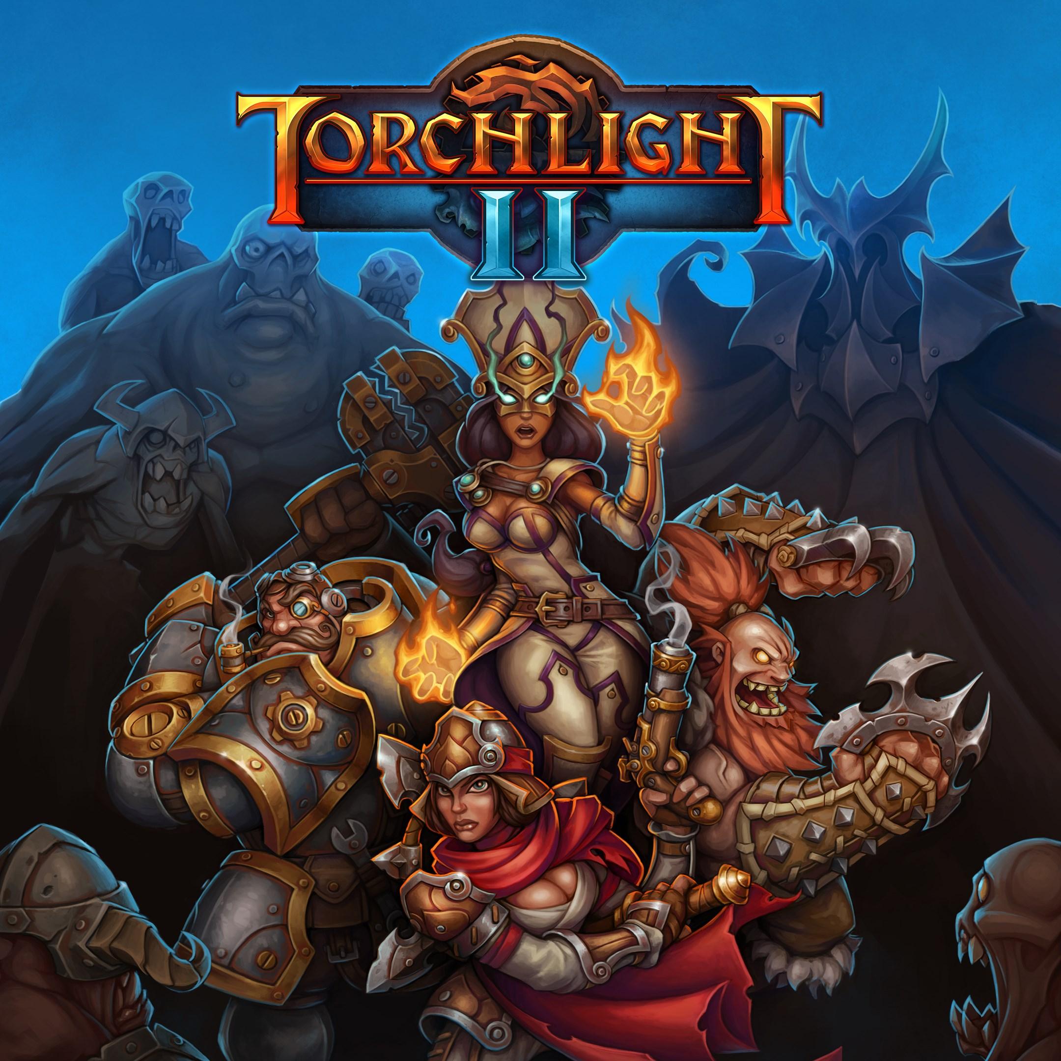 Torchlight II Pre-Order Bundle
