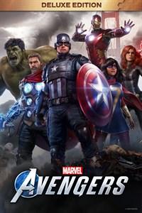Marvel's Avengers : Contenu de précommande de l'Édition Deluxe