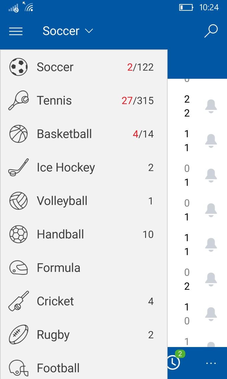 SofaScore LiveScore - Live Scores and Results