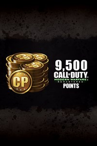 9,500 Call of Duty®: Modern Warfare® Remastered Points