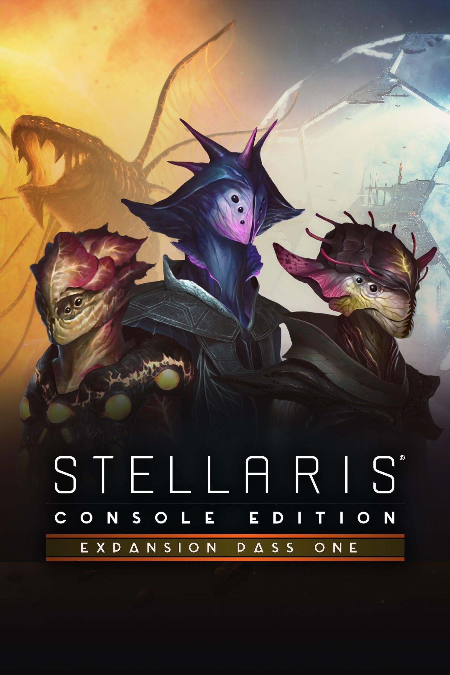 Скриншот №3 к Stellaris Console Edition - Expansion Pass One