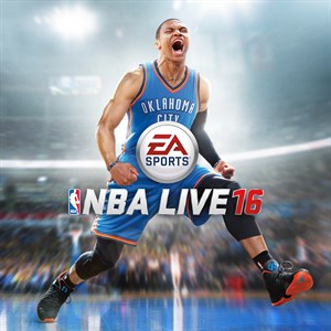 NBA LIVE 16 od EA SPORTS™ Xbox One