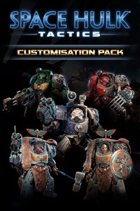 Carátula del juego Space Hulk: Tactics - Customisation Pack