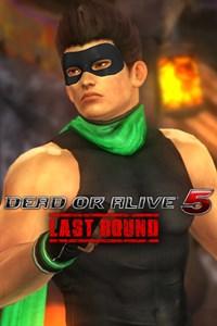 Carátula del juego DEAD OR ALIVE 5 Last Round Jann Lee Halloween Costume 2014