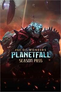 Carátula para el juego Age of Wonders: Planetfall Season Pass de Xbox 360
