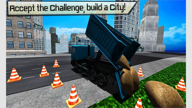 Get City Construction Simulator 3D - Microsoft Store